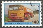 Sellos de Europa - Rumania -  19 A L P