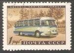 Sellos de Europa - Rusia -  Autobus
