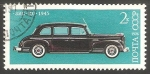 Stamps Russia -  Soviet Automotive Industry