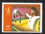 Stamps Equatorial Guinea -  Juegos Olímpicos de Verano 1980 , Moscú : disciplinas deportivas
