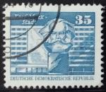 Sellos de Europa - Alemania -  Karl Marx Stadt