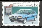 Sellos de Asia - Arabia Saudita -  Desarrollo del motor diesel