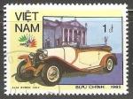 Sellos de Asia - Vietnam -  Alfa Romeo 1822