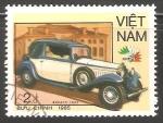 Stamps Vietnam -  Bucatti 1930