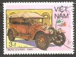 Sellos del Mundo : Asia : Vietnam : Itala 1912