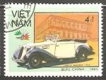 Sellos de Asia - Vietnam -  Lancia Augusta 1934