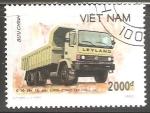 Sellos del Mundo : Asia : Vietnam : Leyland DAF Super Comet