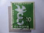 Stamps Germany -  Compañía Postal