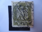 Stamps Germany -  Deutsches Reich