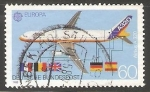 Stamps Germany -  Airbus A 320