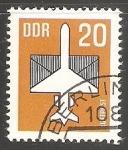 Sellos de Europa - Alemania -  Correo aereo