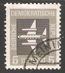 Stamps Germany -  Correo aereo
