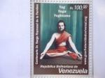Stamps America - Venezuela -  Centenrio del Nacimiento del Dr. Serge Raynaud de la Ferriere 1916-1962. Yug-Yoga-Yoghismo