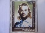 Stamps America - Venezuela -  Centenario del Nacimiento del Dr. Serge Raynaud de la Ferriere 1916-1962.