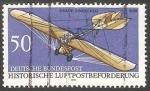 Sellos de Europa - Alemania -  Grade eindecker 1909