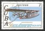 Stamps Cuba -    50 aniversario de la Revolución Cubana.   50 aniversario de la Revolución Cubana
