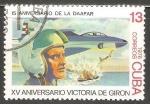Stamps Cuba -  XV Aniversario Victoria de Giron