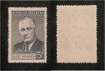 Stamps : America : Argentina :  Roosevelt