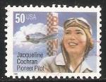 Sellos de America - Estados Unidos -  Jacqueline Cochran