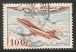 Sellos de Europa - Francia -  Mystere IV