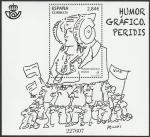 Stamps Spain -  Humos gráfico Peridis