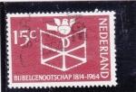 Stamps Netherlands -  50 aniversario