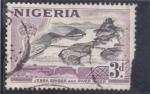 Sellos del Mundo : Africa : Nigeria : río Niger