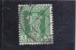 Stamps : Asia : India :  columna de Asoca