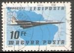 Sellos de Europa - Hungría -  Concorde