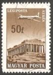 Sellos de Europa - Hungría -  Athen