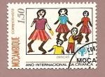 Stamps Mozambique -  Año Internacional del niño