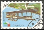 Sellos de Asia - Laos -  Fiat