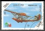 Sellos de Asia - Laos -  Cant z 501