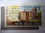 Stamps : Oceania : New_Zealand :  Centenary New Zealand 1869-1969 - Supreme Court Auckland.