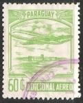 Stamps Paraguay -  Avion