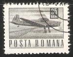 Sellos de Europa - Rumania -  Avion
