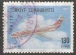 Sellos del Mundo : Asia : Turquía :  DC9 - 30
