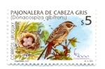 Stamps Uruguay -  ESPAÑA 2000 EXPOSICION FILATELICA INTERNACIONAL