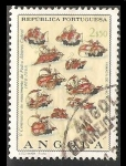 Sellos de Africa - Angola -  V centenario do nascimento de Pedro Alvares Cabral