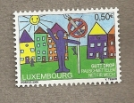 Stamps Europe - Luxembourg -  Normas tráfico