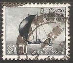Stamps Sri Lanka -  Velero