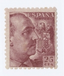 Stamps of the world : Spain :  Cid y Franco