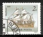 Sellos de Europa - Hungría -  Mayflower