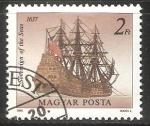 Sellos de Europa - Hungría -  Sovereing of the sears