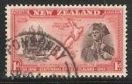 Sellos de Oceania - Nueva Zelanda -  Centenario de Nueva Zelandia