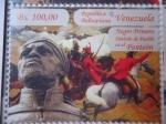 Sellos de America - Venezuela -  Pedro Camelo (1790-1821) - El Negro Primero. Símbolo de Pueblo en el Panteón Nacional.