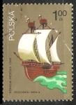 Sellos del Mundo : Europa : Polonia : Komisja Morska 1568
