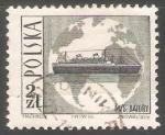 Stamps Poland -  Batory