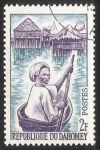 Stamps France -  Bote