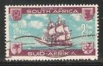 Sellos del Mundo : Africa : Sudáfrica : Velero